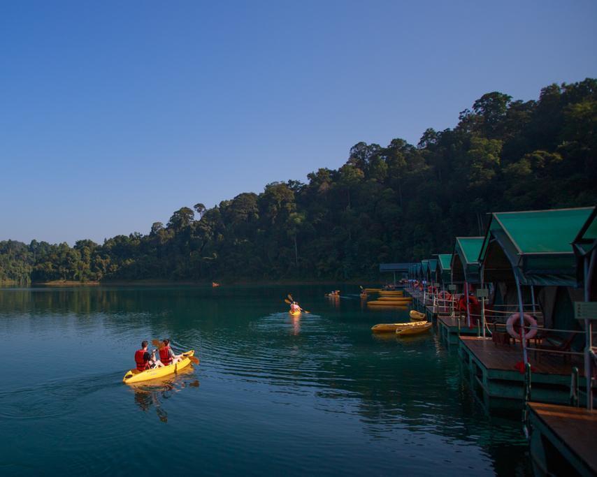 Elephant Hills Regenwald Natur Safari (ab Khao Lak/ bis Phuket)