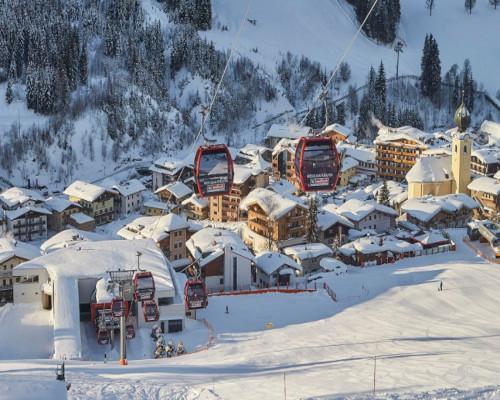 Esquí en Saalbach-Hinterglemm
