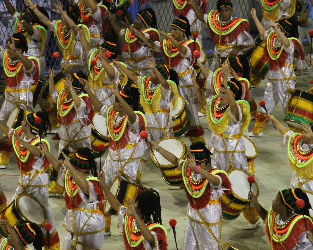Lissabon & Karneval in Rio 2020