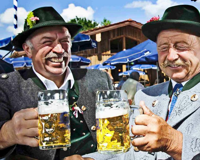 Oktoberfest en Munich desde Barcelona