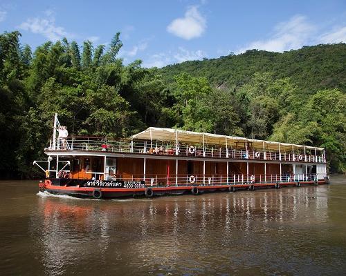 Bangkok - River Kwai Flußkreuzfahrt - Krabi