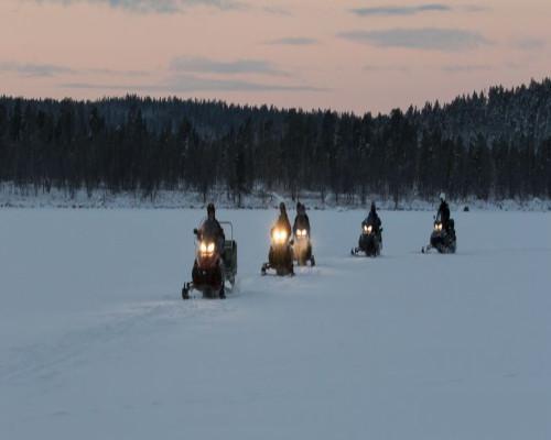 Pont Desembre 2019 a Laponia