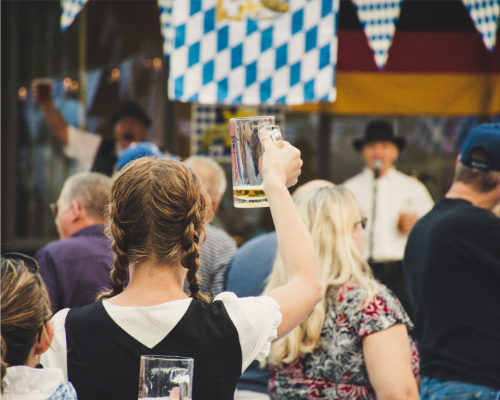 Oktoberfest - 7 days HOSTEL (Start/End London)