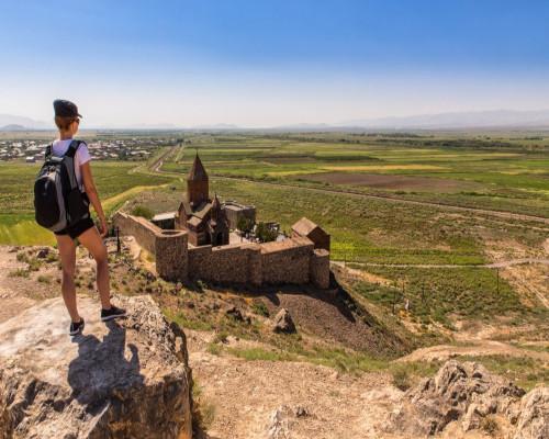 SALIDA ESPECIAL 13 Agosto: Armenia y Georgia Guiado