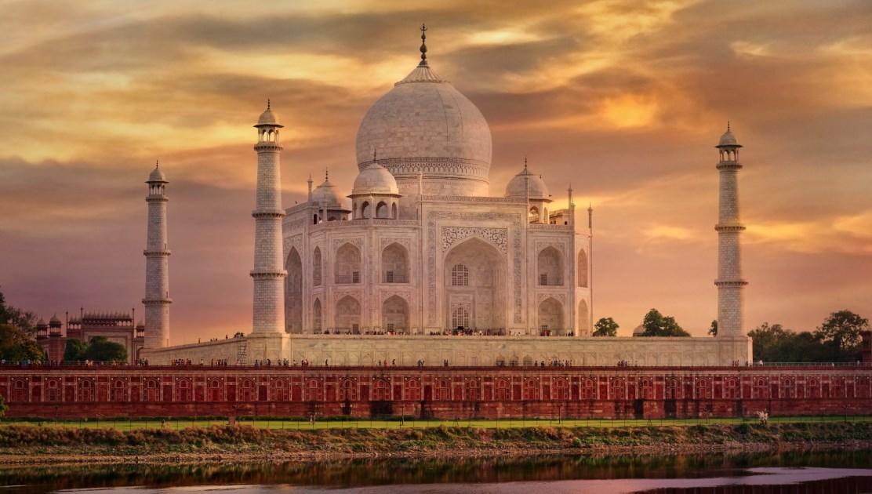 India: Triángulo de Oro 6D / 6N