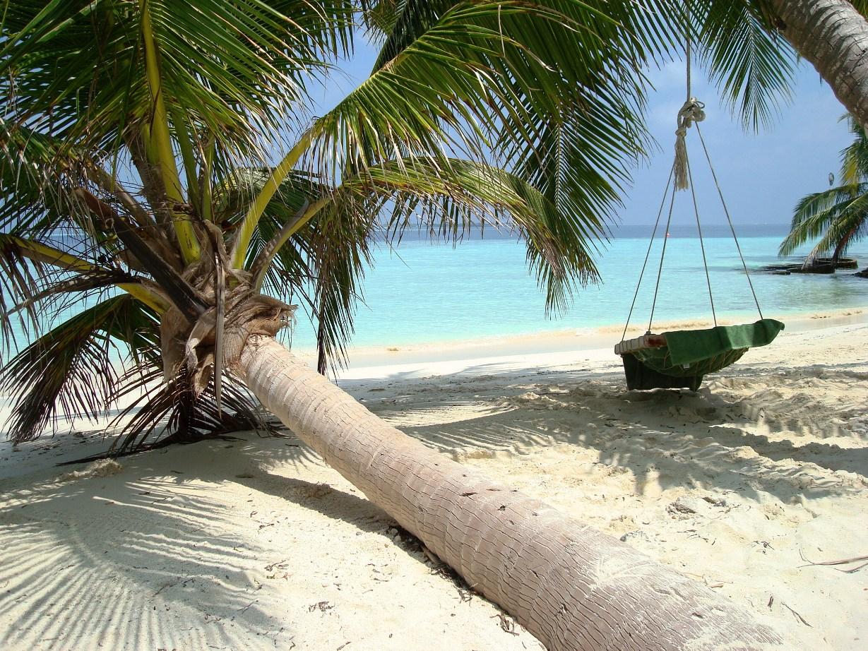 Malediven: Inselhopping mit der MV Aisha & Baden auf Holiday Island