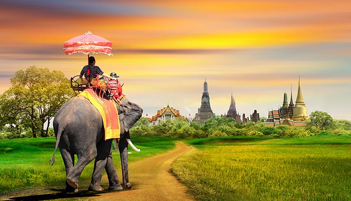 Tailandia: Reinos de Tailandia 9D/8N
