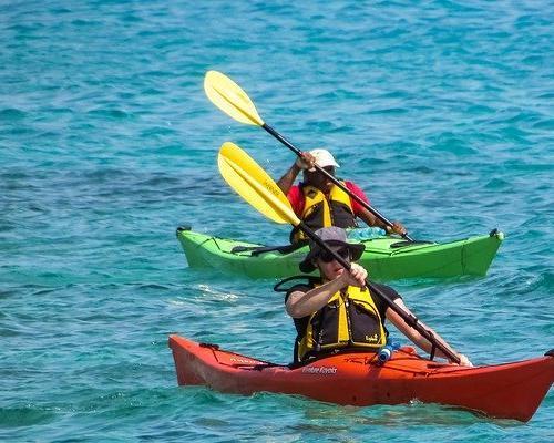 Aventura en Kayak en Mazatlán
