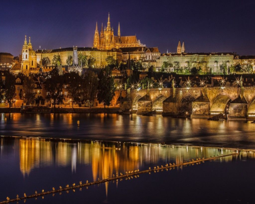 Praga y Bohemia en Castillos