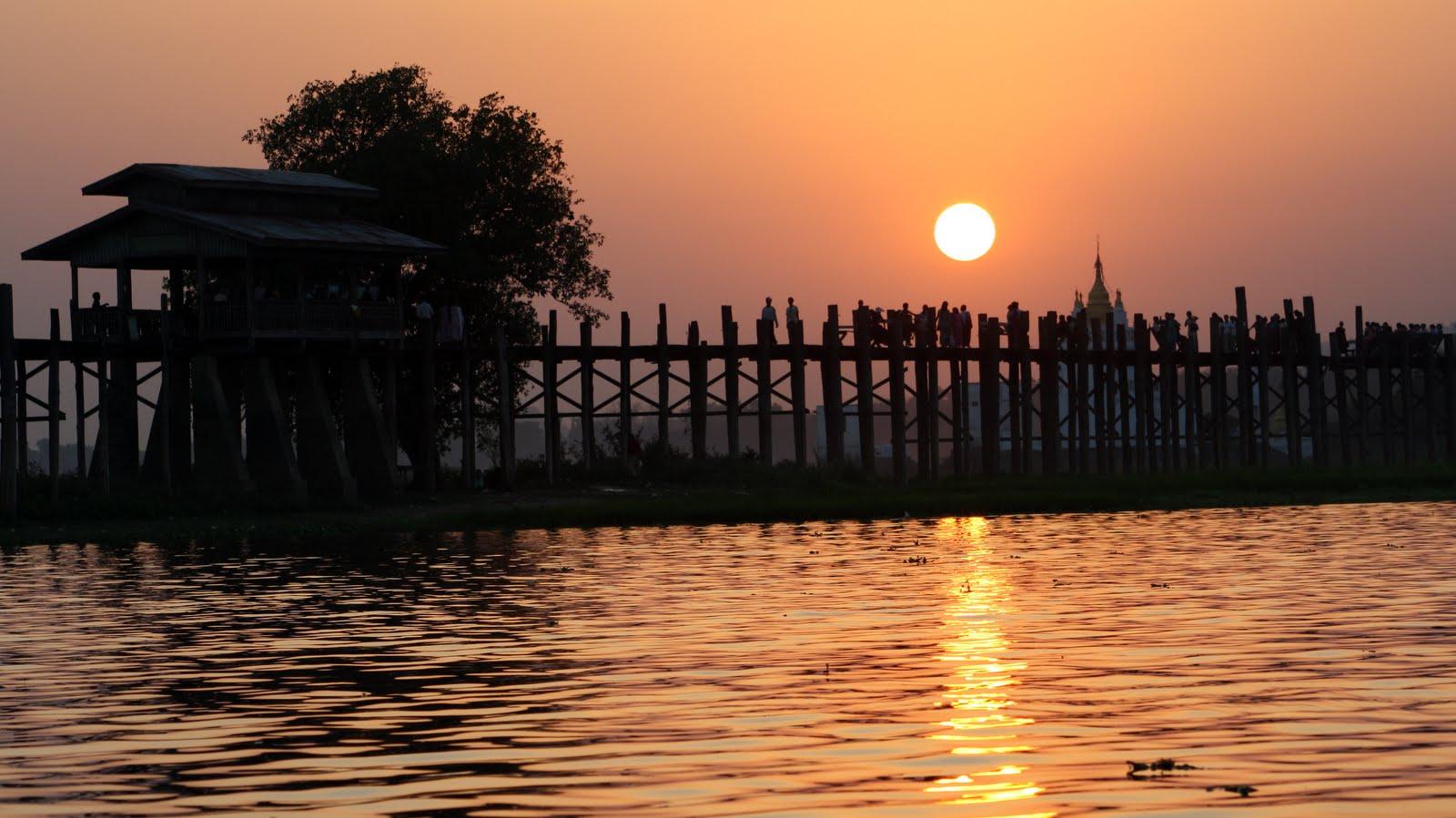 "Bangkok, Rundreise ""Goldenes Myanmar"" & Baden in Hua Hin"