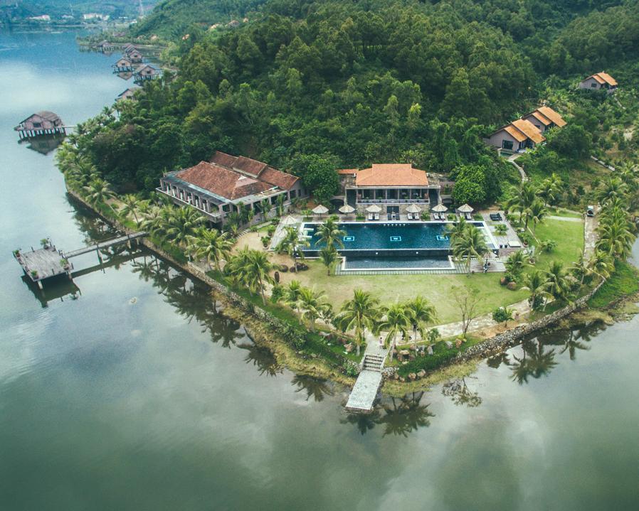 "Singapur & Privatrundreise ""Kultur & Wellness in Zentralvietnam"""