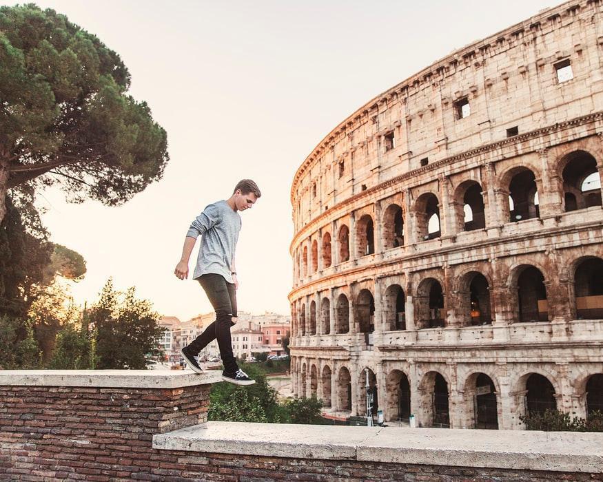 Rome to Barcelona by train (Tour de 18 a 35 años)
