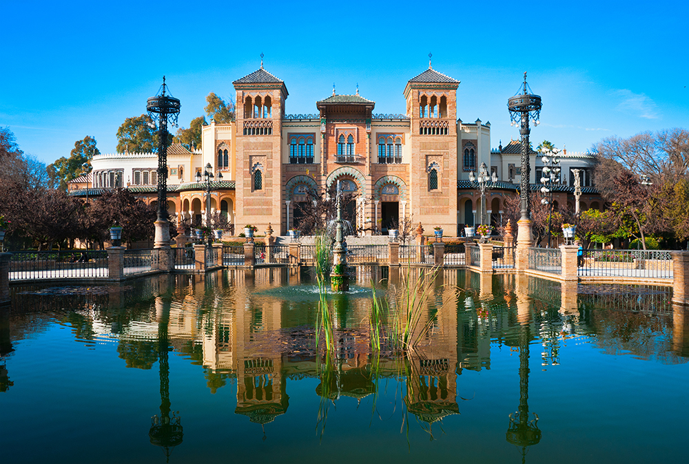 9 Days. Escorted Tour: Madrid + Andalusia and the Mediterranean Coast with Barcelona