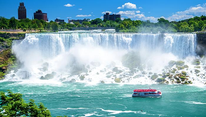 Canadá: Canadá Clásico con Niágara 8D / 7N