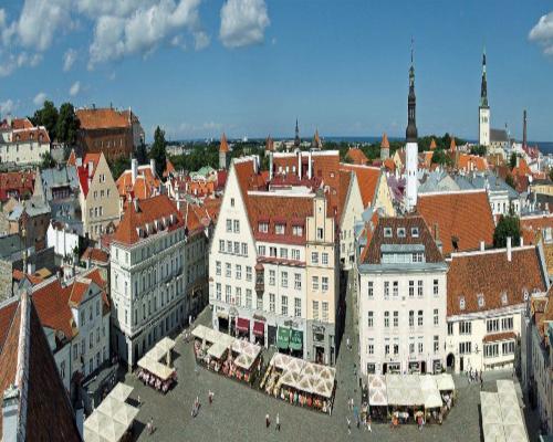 San Petersburgo, Helsinki y Tallinn en barco