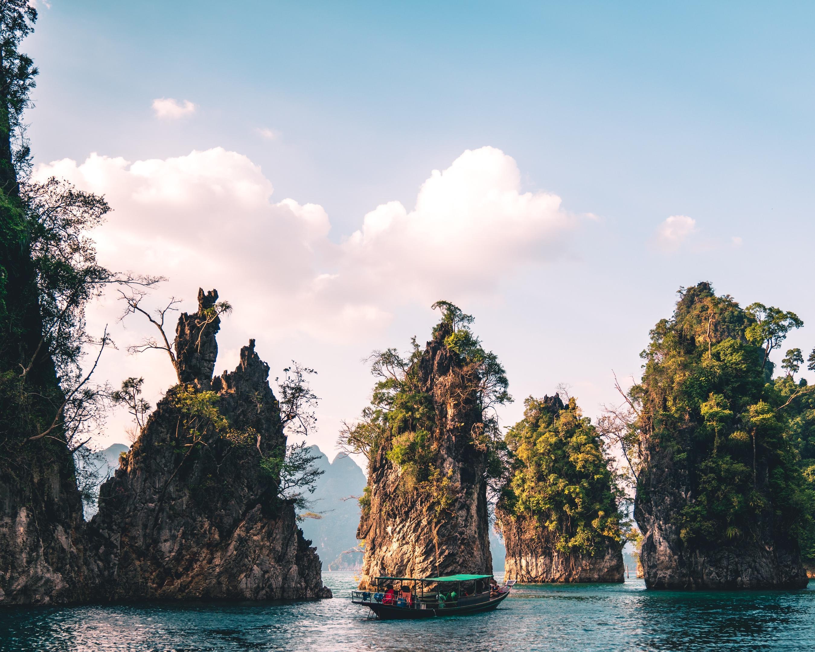 "Privatrundreise ""Khao Sok Nationalpark"""