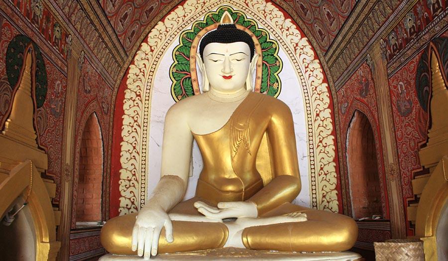 "Rundreise ""Goldenes Myanmar"" & Baden in Ngapali"
