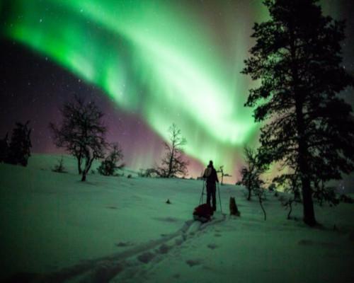 Hivern a Lapònia amb Tot Inclòs