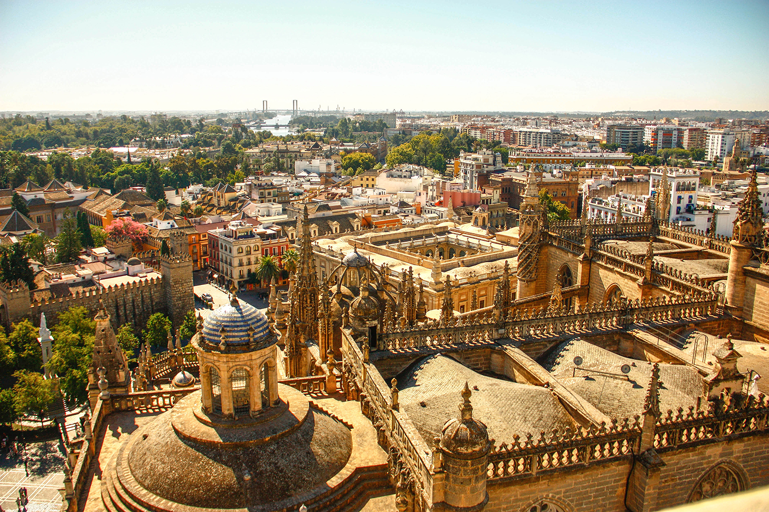 9 Days. Escorted Tour: Barcelona + Andalusia with Costa Del Sol and Toledo
