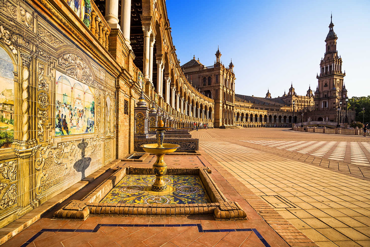8 Days. Escorted Tour: Madrid + Andalusia with Costa Del Sol and Toledo