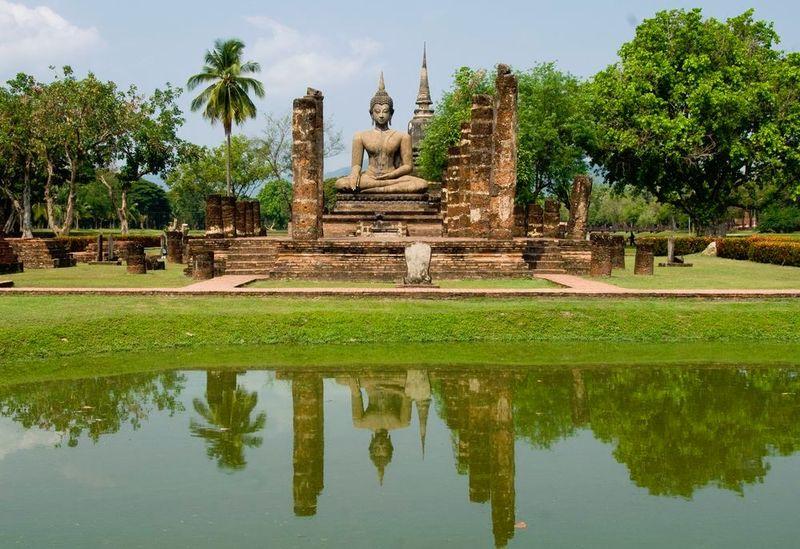 "Single-Special: Bangkok, Rundreise ""Nordthailand Classic"" & Baden in Pattaya"