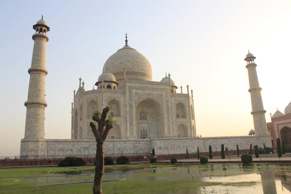"Muscat, Privatrundreise ""Indien - Goldenes Dreieck"" & Baden in Goa"