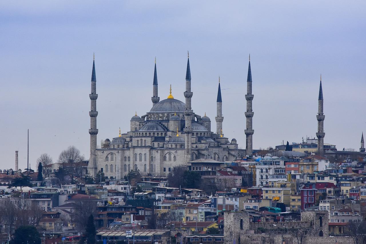 Istanbul City Break & Baden in Marmaris