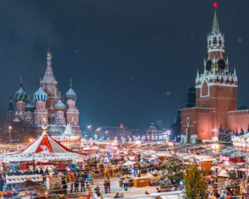 Fin de Año 2019 en Rusia