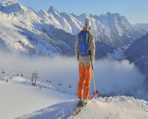 Esquí en St. Anton am Arlberg