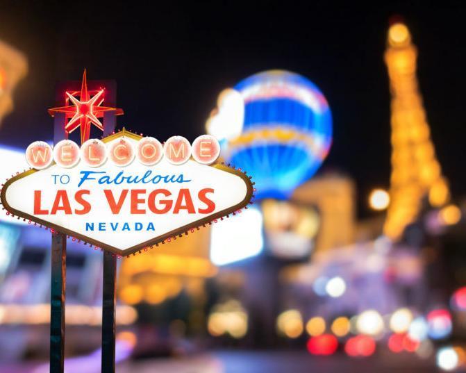 Aventura en las Vegas