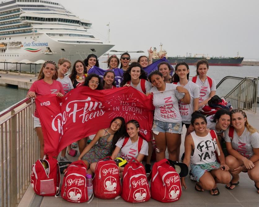 Teens Crucero Plus Brasil