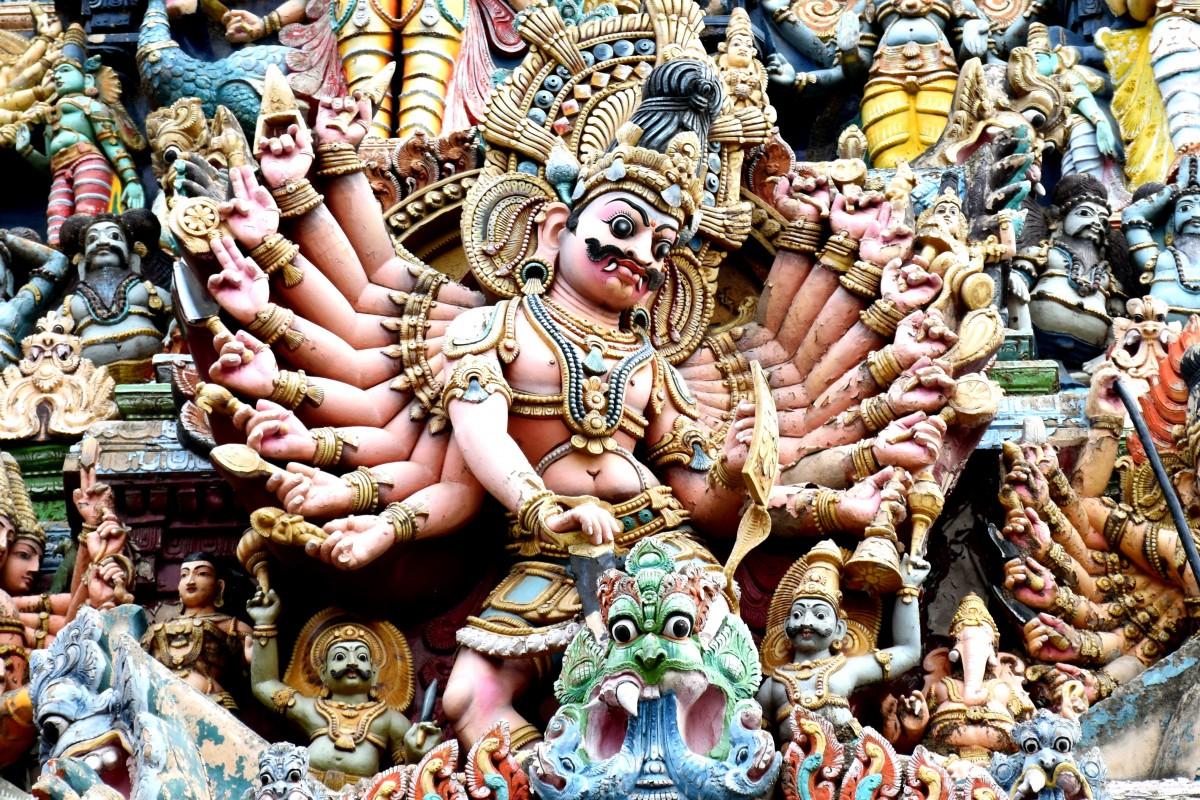 India: Sur Clásico: Tamil, Nadu y Kerala (11D / 10N) en Media Pensión