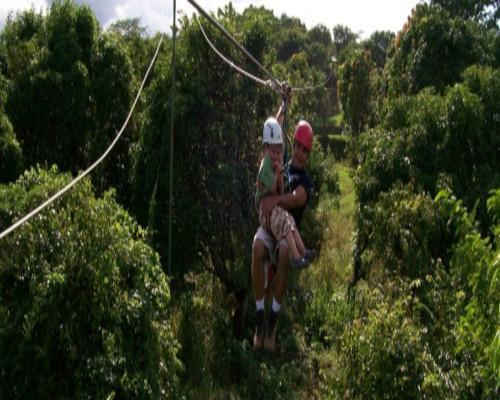 Costa Rica con niños