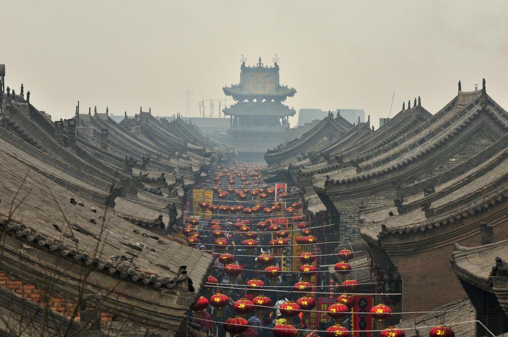 China: Pekín 3n + Datong 1n + Piangyao 1n + Xian 2n + Hangzhou 2n + Shanghai 2n (12D / 11N)