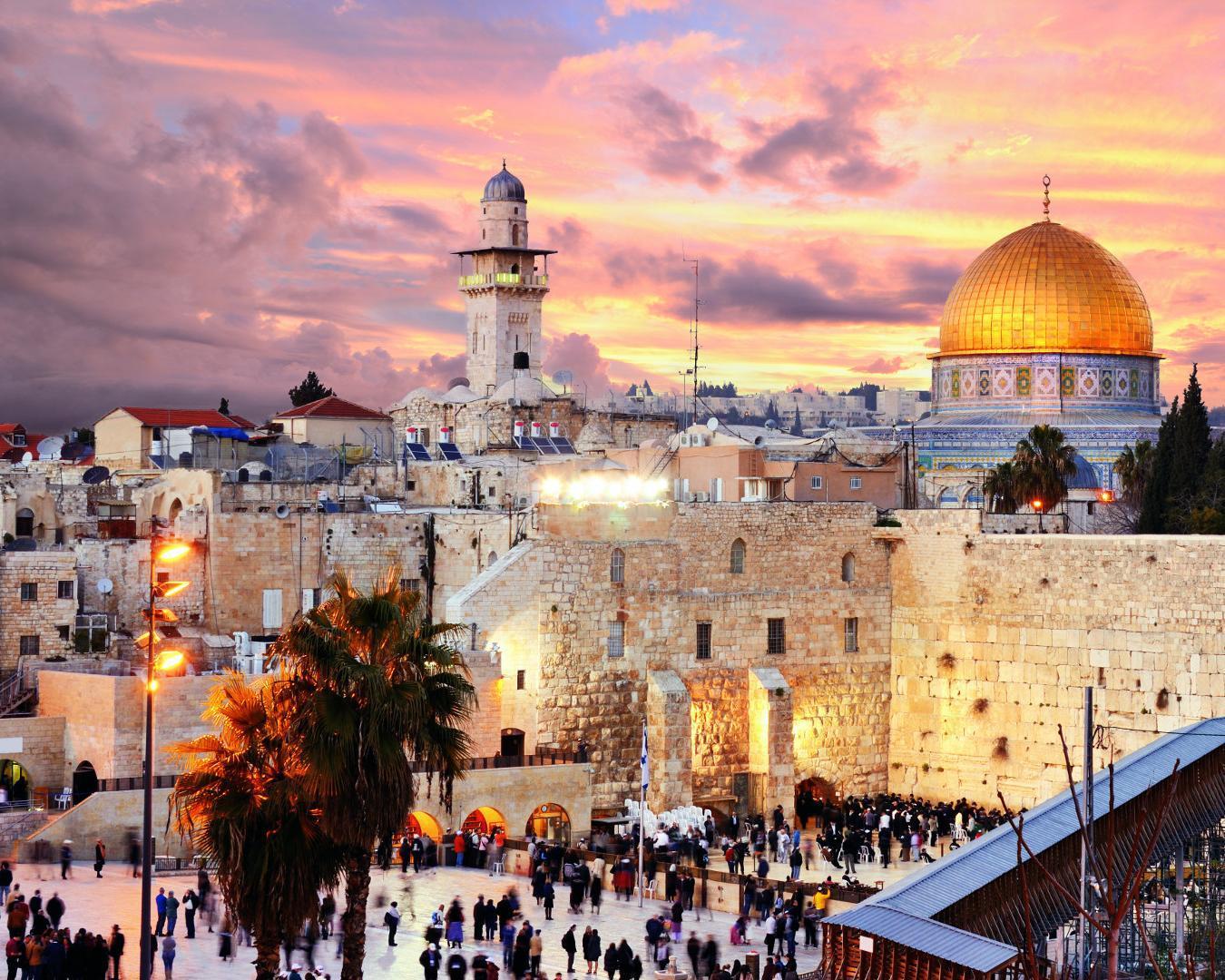 Jordania y Jerusalén Guiado