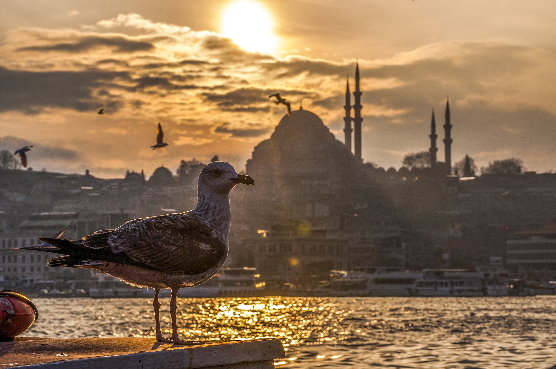 Istanbul City Break & Baden in Bodrum