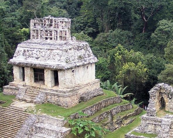 Chiapas y Selva