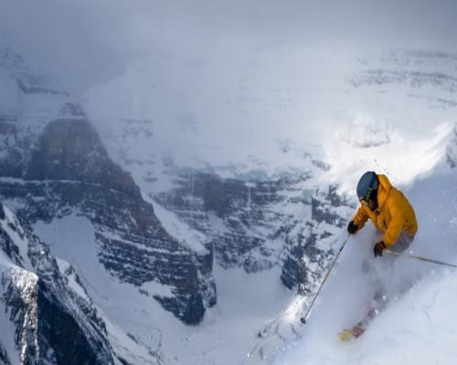 Esquí a Banff - Lake Louise