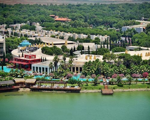 5 Days. Antalya I Gloria Serenity Resort 5* (16 - 20 Jun 19) + flight: Amman / Antalya / Amman on  Royal Jordanian