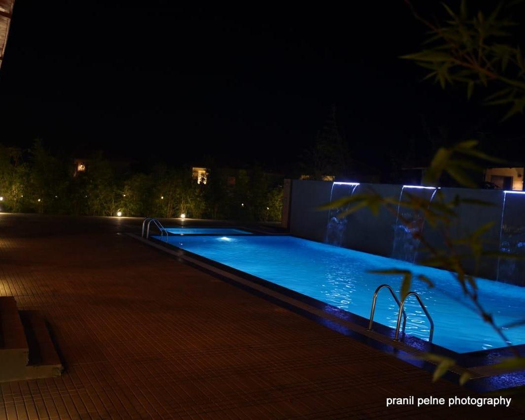 Sylvan Woods Resort Tadoba,