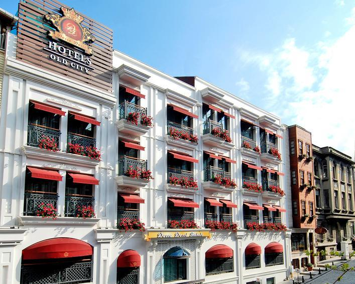 Hotel Dosso Dossi Old City,