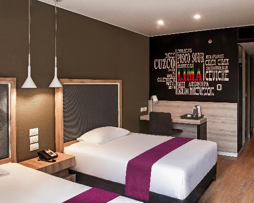 LIMA ESPECTACULAR CON Hotel Tryp Lima Miraflores