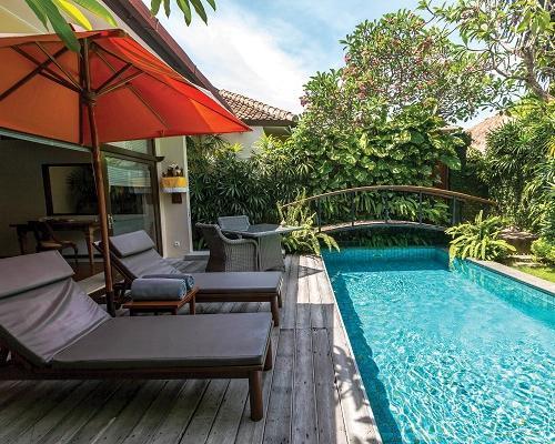 Hongkong, Peking & Baden auf Bali