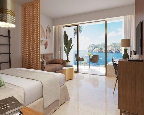 5 Nächte in einer Fünf - Sterne - Suite im neuen Hotel Zafiro Palace Andratx