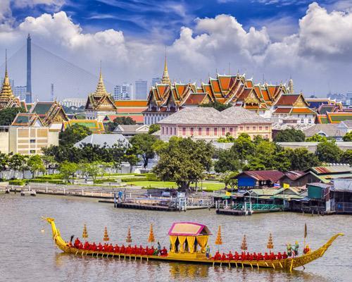 "Bangkok, Rundreise ""Nordthailand Classic"" & Baden in Khao Lak"