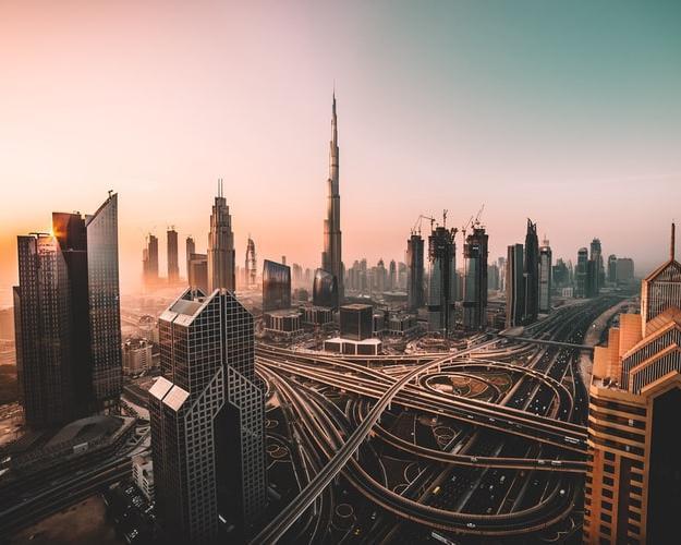 Dubai Semana Santa