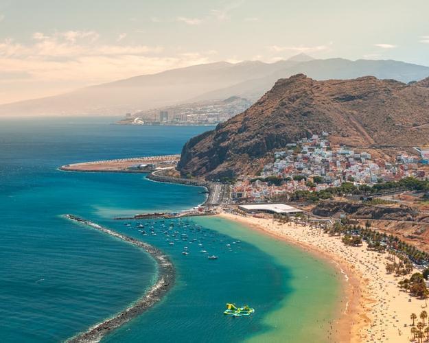 Una semana de descanso en Tenerife desde Barcelona