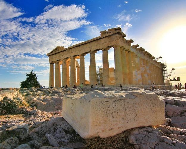 Grecia Atenas
