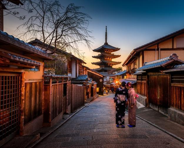 Japon Kioto