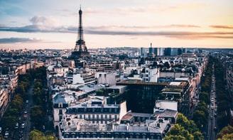 Viaje por París y Roma